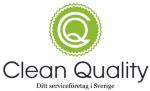 Clean Quality i Sverige AB logotyp
