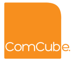 Comcube AB logotyp