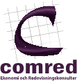 Comred AB logotyp