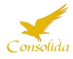 Consolida ajacis AB logotyp