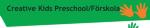 Creative Kids Förskola/Preschool AB logotyp