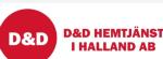 D & D Hemtjänst i Halland AB logotyp