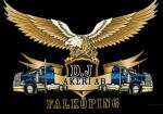 D.J Åkeri i Falköping AB logotyp
