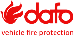 Dafo Vehicle Fire Protection AB logotyp