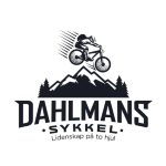 Dahlmans Cykel AB logotyp