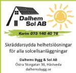Dalhem Sol AB logotyp