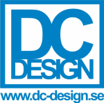 Dc-Design AB logotyp