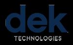 Dek Technologies Sweden AB logotyp
