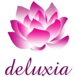 Deluxia AB logotyp
