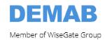 Demab AB logotyp