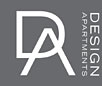 Design Apartments Göteborg AB logotyp