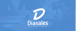 Diasales AB logotyp