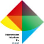 Dieselverkstadens Bibliotek AB logotyp