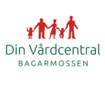 Din Vårdcentral Bagarmossen AB logotyp
