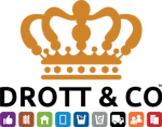 Drott Auktioner & Bohagsservice AB logotyp