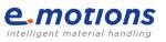 e-motions europe AB logotyp