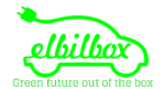 EBB El Bil Box AB logotyp