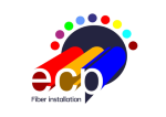 ECP Fiberinstallation AB logotyp
