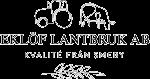 Eklöf Lantbruk AB logotyp