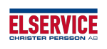 Elservice Christer Persson AB logotyp
