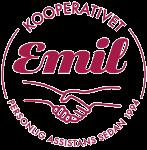 Emil Eskilstuna Modellen av Independent Living logotyp