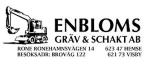 Enbloms Gräv & Schakt AB logotyp