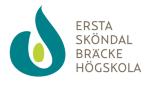 Ersta Sköndal Bräcke högskola AB logotyp