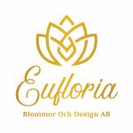 Eufloria Blommor och Design AB logotyp