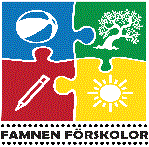 Famnen Förskolor KB logotyp