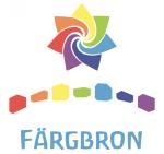 Färgbron Omsorg AB logotyp