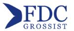 Fdc Grossist AB logotyp