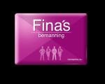 Fina's Bemanning AB logotyp