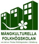 Finska Folkhögskolans Stift logotyp