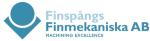 Finspångs Finmekaniska AB logotyp