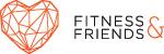 Fitness & Friends by NERO AB logotyp
