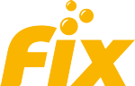 Fix Cleaning Service AB logotyp