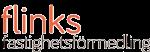 Flinks Fastighetsförmedling logotyp