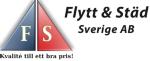 Flytt & Städ Sverige AB logotyp