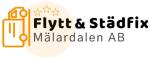 Flytt & Städfix Mälardalen AB logotyp