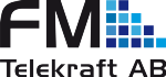 FM TeleKraft AB logotyp