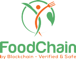 Foodchain byBlockchain AB logotyp