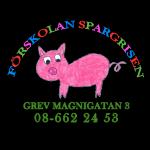 Föräldrafören Spargrisen Ek För logotyp