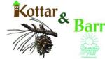 Föräldrakooperativet i Ur och Skur - Kottar och logotyp