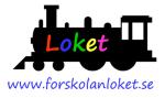 Föräldrakooperativet Loket På Gotland Ek. För. logotyp