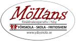 Föräldrakooperativet Möllan logotyp