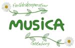 Föräldrakooperativet Musica logotyp