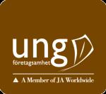 Föreningen Ung Företagsamhet i Göteborg logotyp