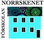 Förskolan Norrskenet i byn AB logotyp