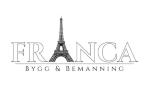 Franca Bygg AB logotyp
