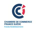 Franska Handelskammaren i Sverige - Ccfs logotyp